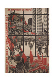 Proletarians of All Countries, Unite! Giclee Print by Nikolai Andreevich Dolgorukov