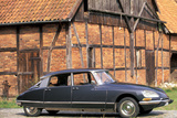 Citroen DS 21 Photographic Print by Uli Jooss