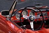 Alfa Giulia Spider 1600 Photographic Print by Uli Jooss