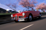Alfa Giulia Spider 1600 Photographic Print by Uli Jooss