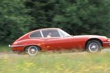 Jaguar E-Type Serie III Reproduction photographique par Uli Jooss