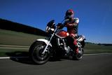 Honda CB 1300 Reproduction photographique par Frank Herzog