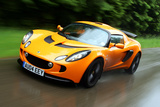 Lotus Exige Photographic Print by Hans Dieter Seufert