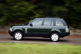Range Rover Vogue Photographic Print by Hans Dieter Seufert