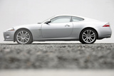 Jaguar XK Coupe Photographic Print by Uli Jooss