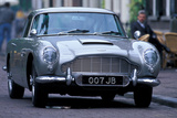 Aston Martin DB5 2017/R Photographic Print by Uli Jooss