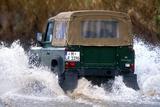 Land Rover Defender 90 TD 5 Photographic Print by Achim Hartmann
