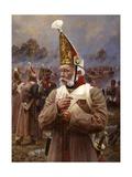 Veteran Giclee Print by Alexander Yuriyevich Averyanov