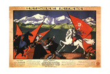 To Peoples of the Caucasus Giclee Print by Dmitri Stachievich Moor