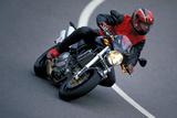Ducati Monster S4 Reproduction photographique par Rossen Gargolov