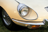 Jaguar E-Type Serie II Photographic Print by Uli Jooss