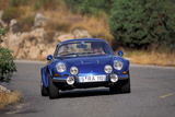 Renault Alpine A110 Photographic Print by Hans Dieter Seufert