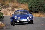 Renault Alpine A110 Photographic Print by Hans Dieter Seufert