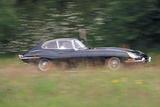 Jaguar E-Type Serie I Reproduction photographique par Uli Jooss