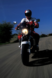 Honda CB 1300 Photographic Print by Frank Herzog