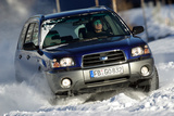 Subaru Forester 4WD Photographic Print by Uli Jooss