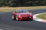 Alfa Romeo 8C Photographic Print by Hans Dieter Seufert