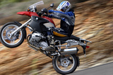 BMW R 1200 GS Photographic Print by Rossen Gargolov