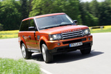Range Rover Sport V8 Supercharged Photographic Print by Hans Dieter Seufert