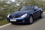 Mercedes SLK 200 Kompressor Photographic Print by Achim Hartmann