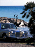 Mercedes Benz 300 SEL 6.3 Photographic Print by Uli Jooss
