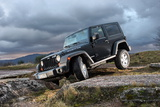 Jeep Wrangler Rubicon 3.8 Photographic Print by Hans Dieter Seufert