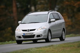 Mazda 5 2.0 MZR Top Photographic Print by Hans Dieter Seufert