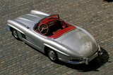 Mercedes 300 SL Roadster Photographic Print by Uli Jooss