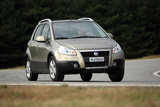 Fiat Sedici 1.6 16V Photographic Print by Hans Dieter Seufert