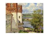 The Novodevichy Convent Giclee Print by Appolinari Mikhaylovich Vasnetsov