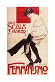 Femminismo Gicléetryck