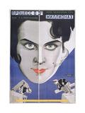 Movie Poster the Three Millions Trial Giclee Print by Georgi Avgustovich Stenberg
