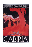 Movie Poster Cabiria Giclee Print