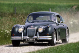 Jaguar XK 150 Coupe Photographic Print by Hans Dieter Seufert