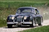 Jaguar XK 150 Coupe Photographic Print by Hans Dieter Seufert