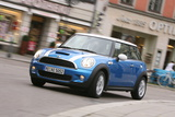 Mini Cooper S Photographic Print by Hans Dieter Seufert