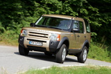 Land Rover Discovery V8 Photographic Print by Hans Dieter Seufert