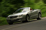 Mercedes SL 600 Photographic Print by Uli Jooss
