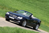 Mercedes SL 500 Photographic Print by Hans Dieter Seufert