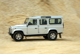 Land Rover Defender 110 TD4 Station SE Photographic Print by Hans Dieter Seufert