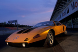 Mercedes C 111/2 Photographic Print by Uli Jooss