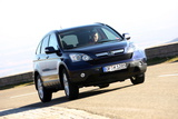 Honda CR-V 2.2 CDTi Executive Photographic Print by Hans Dieter Seufert