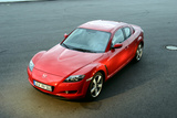 Mazda RX 8 Photographic Print by Hans Dieter Seufert