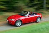 Mazda MX-5 Photographic Print by Hans Dieter Seufert