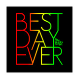 Mac Miller - Best Day Ever Prints