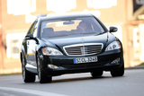 Mercedes S 350 Photographic Print by Hans Dieter Seufert