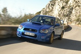 Subaru Impreza WRX STi Photographic Print by Hans Dieter Seufert