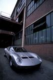Lamborghini Miura SV Jota Photographic Print by Hardy Mutschler
