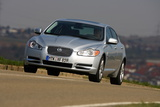 Jaguar XF 2.7 Diesel Luxury Photographic Print by Hans Dieter Seufert