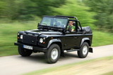 Land Rover Defender Cabrio Two TD5 Photographic Print by Hans Dieter Seufert